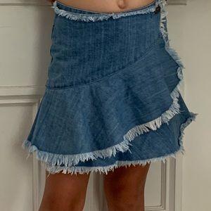 Girls jean skirt / 3 for $30 Sale